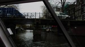 アムステルダム 運河と橋