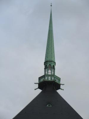 ノートルダム寺院 ルクセンブルグ