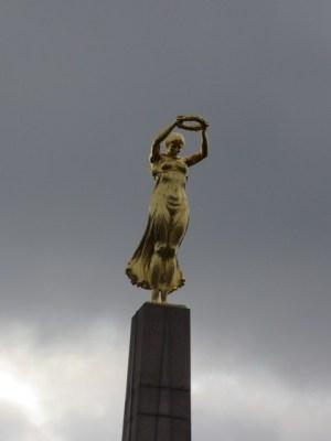 一次世界大戦戦没者慰霊碑 ルクセンブルグ