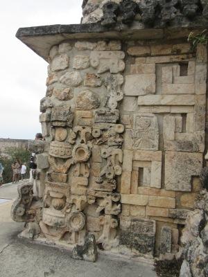 ウシマル遺跡 大ピラミッド