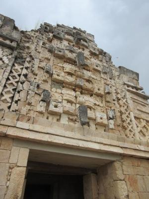 尼僧院 ウシマル遺跡