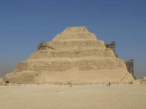 ジェセル王の階段ピラミッド