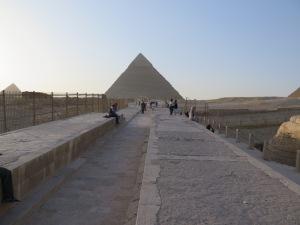 カフラ王のピラミッド