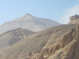 王家の谷エルクルン山