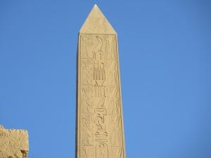 アメン神殿トトメス一世のオベリスク