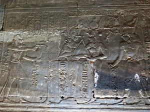 オシリス神 エドフ ホルス神殿