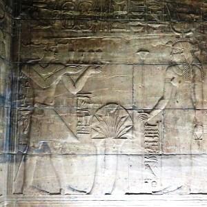 イシスとプトレマイオス二世