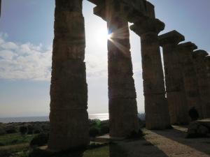 セリヌンテ ギリシャ神殿 ヘラ神殿