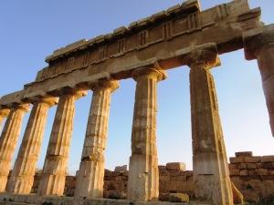 セリヌンテ アクロポリス D神殿