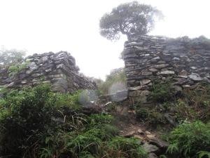 清水山城一の丸