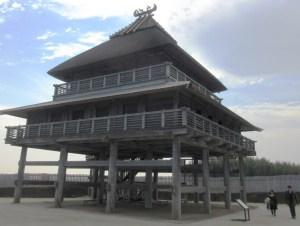 吉野ヶ里遺跡 大型建物
