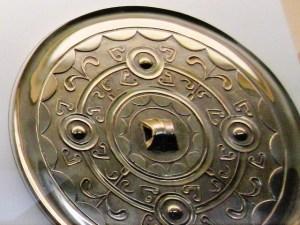 須玖岡本遺跡草葉文鏡(複製)