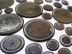 平原遺跡 銅鏡