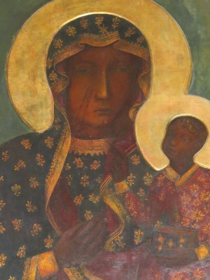 チェンストホヴァ ヤスナ・グラの聖母
