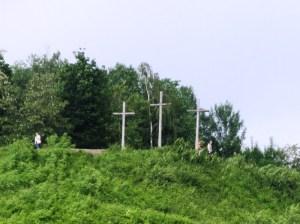 カジミエシュ・ドルヌイ 十字架の丘