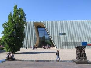 ワルシャワ ポーランド・ユダヤ人の歴史博物館