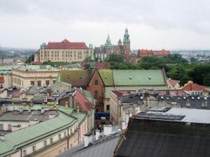 クラクフ 旧王宮と大聖堂