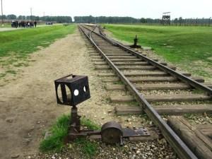 第二アウシュヴィッツ・ビルケナウ鉄道引き込み線