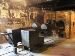 第一アウシュヴィッツ強制収容所焼却炉