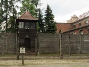 第一アウシュヴィッツ強制収容所