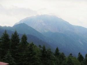 西穂丸山登山 焼岳