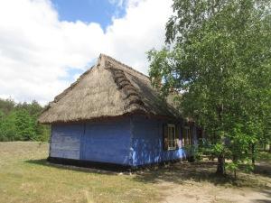 ポーランド ウォヴィッチ 古民家博物館