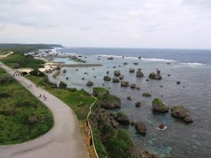 東平安名崎 宮古島
