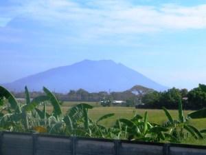 フィリピン アラヤット山
