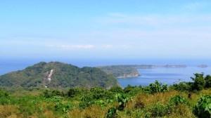 コレヒドール島東部