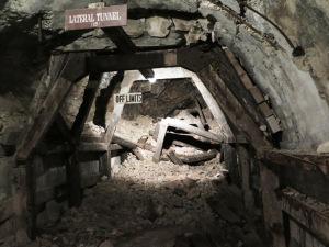 コレヒドール島 マリンタ・トンネル
