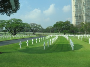 マニラ米軍記念墓地