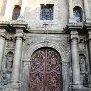 マニラ サン・オーガスチン教会