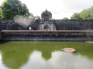 マニラ サンチャゴ要塞