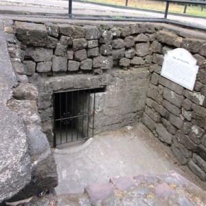 マニラ サンチャゴ要塞 地下牢