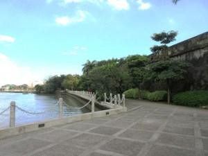 マニラ サンチャゴ要塞 パッシグ側