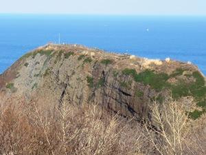 ウトロ港 オロンコ岩