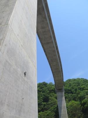 餘部コンクリート橋