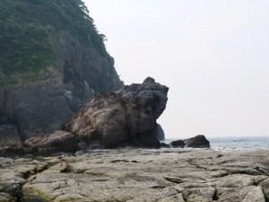 今子浦のかえる島