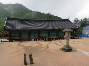 束草 新興寺 普済楼