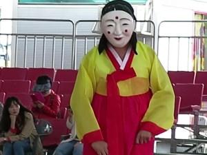 カンヌン端午祭仮面劇ソメカグシ
