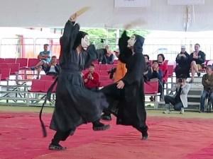 カンヌン端午祭仮面劇シシタクタク