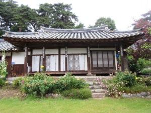 韓国 家屋 現在