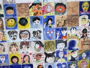 韓国の子供たち