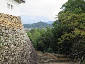 彦根 彦根城と佐和山