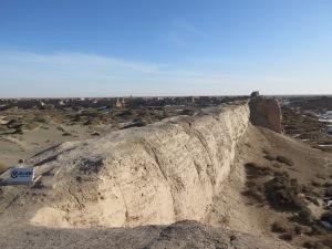 瓜州 鎖陽城遺跡