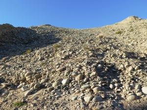 敦煌 西千仏洞 地質