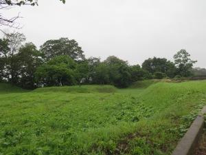昭和村 阿岨城跡