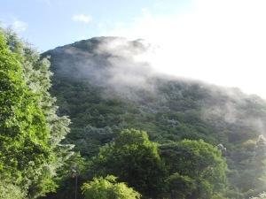 榛名富士1391メートル