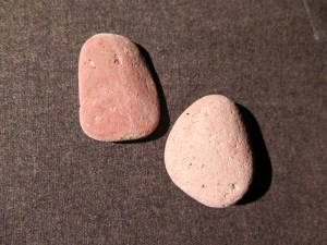 コレヒドールの石