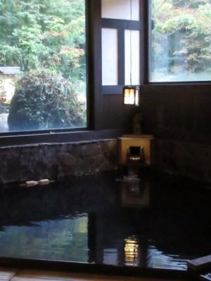 とある温泉(新潟)